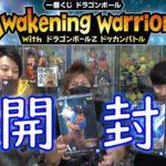 DB【一番くじ】ドラゴンボール Awakening warriors with ドラゴンボールZ ドッカンバトル (後編) みんなで開封!!今回は辛口レビュー (プレゼント企画)