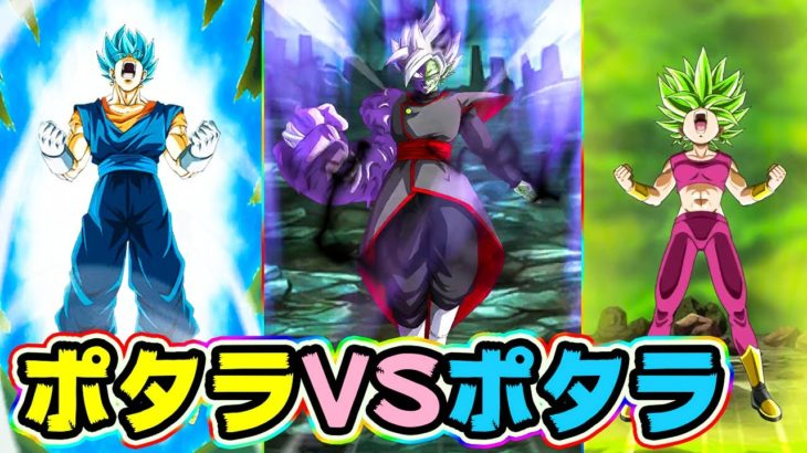 【ドッカンバトル】ポタラを分解してみた【Dragon Ball Z Dokkan Battle】