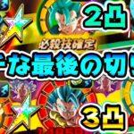 【ドッカンバトル】最後の切り札ガチ編成が最高で最強で最カッコいい!【Dragon Ball Z Dokkan Battle】