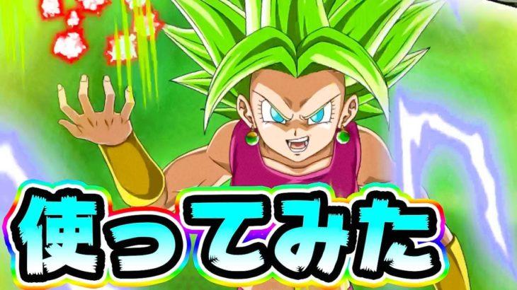 【ドッカンバトル】ドラヒス新ステージでW変身ケフラを使ってみた!ポタラカテゴリで【Dragon Ball Z Dokkan Battle】