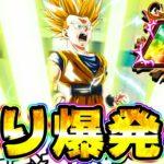 【ドッカンバトル】凸ったギリギリ悟飯ちゃんを使ってみた!怒り爆発カテゴリで【Dragon Ball Z Dokkan Battle】