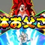 【ドッカンバトル】これが最新の合体お父さんパーティだ!【Dragon Ball Z Dokkan Battle】