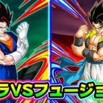 【ドッカンバトル】遂に実現!虹虹サンドのポタラVS虹虹サンドのフュージョン【Dragon Ball Z Dokkan Battle】