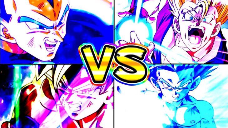 【ドッカンバトル】6周年コンビなら悟飯&悟天に勝てるんじゃね?【Dragon Ball Z Dokkan Battle】