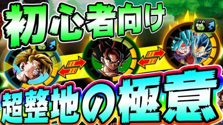 【ドッカンバトル】これで今日からノーコン確定!バトルの整地マスターして高難易度ステージをクリアしよう!6周年初心者向け序盤攻略!【Dragon Ball Z Dokkan Battle】【ソニオTV】