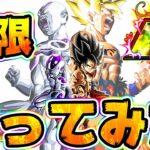 【ドッカンバトル】ド派手に強い!極限LR 悟空&フリーザを使ってみた【Dragon Ball Z Dokkan Battle】