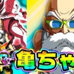【ドッカンバトル】LR亀ちゃんを使ってみた!なにこの完璧な性能【Dragon Ball Z Dokkan Battle】