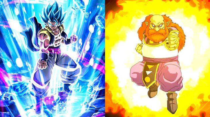 【ドッカンバトル】ゴジータVSもっさいゴジータ ただやりたかっただけです【Dragon Ball Z Dokkan Battle】