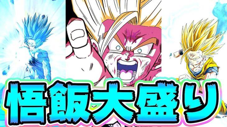 【ドッカンバトル】超2悟飯が大暴れするパーティを作ってみたが…【Dragon Ball Z Dokkan Battle】