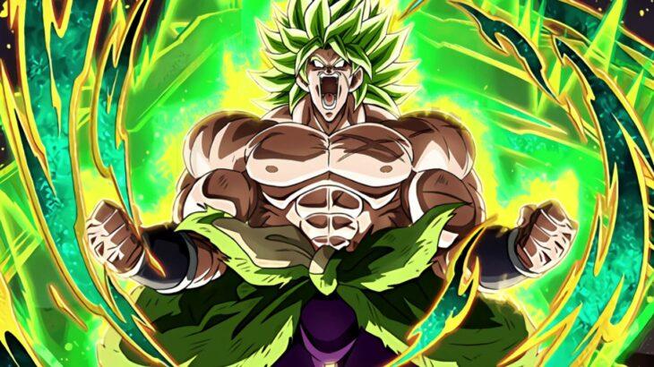 【ドッカンバトル】超サイヤ人ブロリー(フルパワー)BGM【神BGM復刻企画#32】