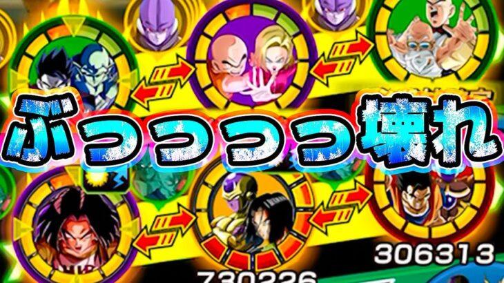 【ドッカンバトル】結局第7宇宙代表が一番ぶっ壊れてると思います【Dragon Ball Z Dokkan Battle】