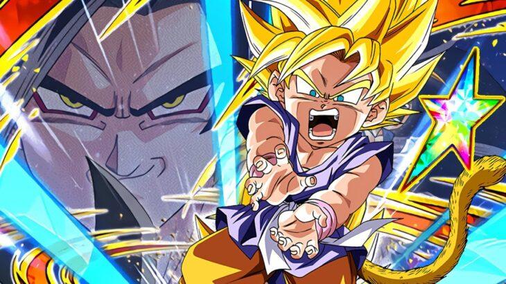 【ドッカンバトル】ダブルDokkanフェス・超サイヤ人孫悟空(GT)BGM【Dragon Ball Z Dokkan Battle】