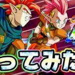 【ドッカンバトル】新LRタピオン&ミノシアを使ってみた【Dragon Ball Z Dokkan Battle】