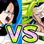 【ドッカンバトル】ピチピチビーデルVSガチムチブロリー【Dragon Ball Z Dokkan Battle】