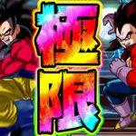 【ドッカンバトル】極限した悟空4とベジータ4を使ってみたらスーパー強すぎた【Dragon Ball Z Dokkan Battle】