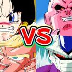【ドッカンバトル】大化け物たちが大暴れ!ベジット&ビーデルVSクウラ&ブウ GT悟空伝【Dragon Ball Z Dokkan Battle】