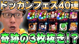 【ドッカンバトル】ゴジータ4狙いでドッカンフェス40連|Dragon Ball Z Dokkan Battle|ソニオTV
