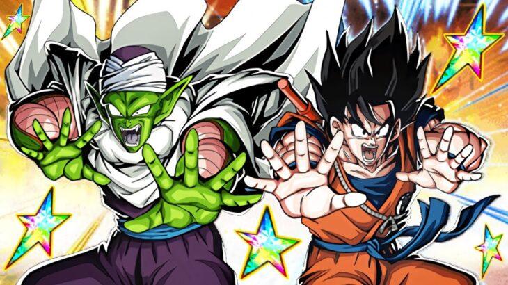 【ドッカンバトル】伝説降臨・LR孫悟空&ピッコロBGM【Dragon Ball Z Dokkan Battle】