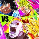 【ドッカンバトル】身勝手の極意VSジレン ガッガッガッガッガチだぜ!【Dragon Ball Z Dokkan Battle】