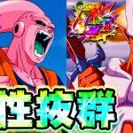 【ドッカンバトル】LRブウとLRジャネンバのコンビが強すぎる【Dragon Ball Z Dokkan Battle】