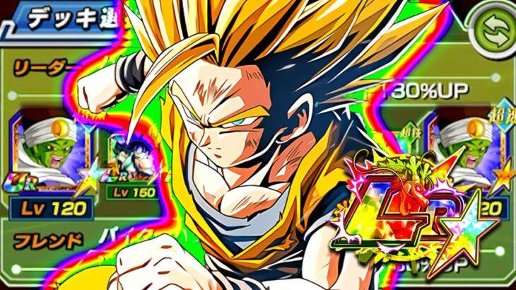 【ドッカンバトル】パイクーサンドの方が夢詰め込める!VS破壊神 主役はLR銀河悟飯!【Dragon Ball Z Dokkan Battle】