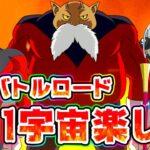 【ドッカンバトル】第11宇宙で極限宇宙サバイバル編バトルロードに行ってみた【Dragon Ball Z Dokkan Battle】