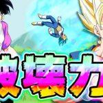 【ドッカンバトル】ベジータ伝も最強コンビの前では赤子同然【Dragon Ball Z Dokkan Battle】
