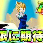 【ドッカンバトル】極限直前!LR魔人ベジータがウォーミングアップをはじめました【Dragon Ball Z Dokkan Battle】