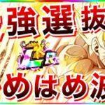 【ドッカンバトル】ぶっ壊れ『負ける可能性0』リンクMAXだらけの最強『かめはめ波』選抜!!LRバカヤロー悟空【Dragon Ball Z Dokkan Battle】【地球育ちのげるし】