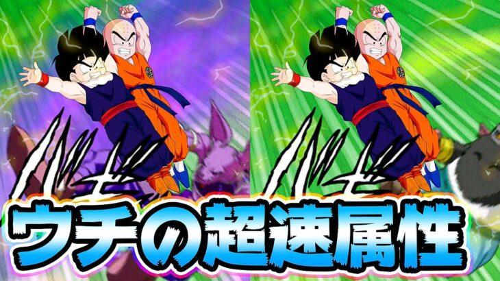 【ドッカンバトル】破壊神ボコすしん!クリ悟飯入り超速が強すぎる【Dragon Ball Z Dokkan Battle】
