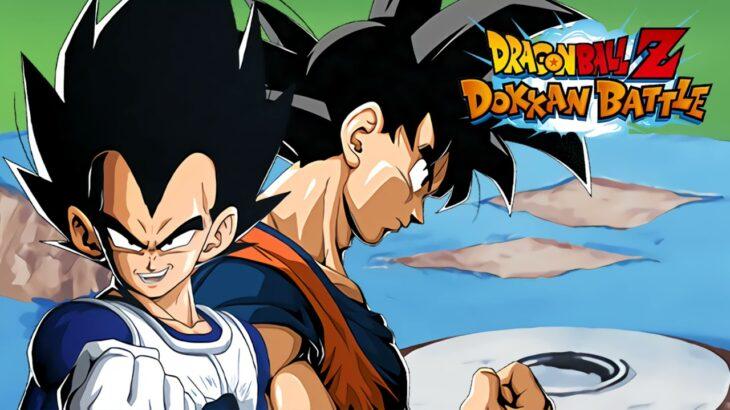 Dragon Ball Z Dokkan Battle – INT LR Vegeta & Goku OST (Extended)