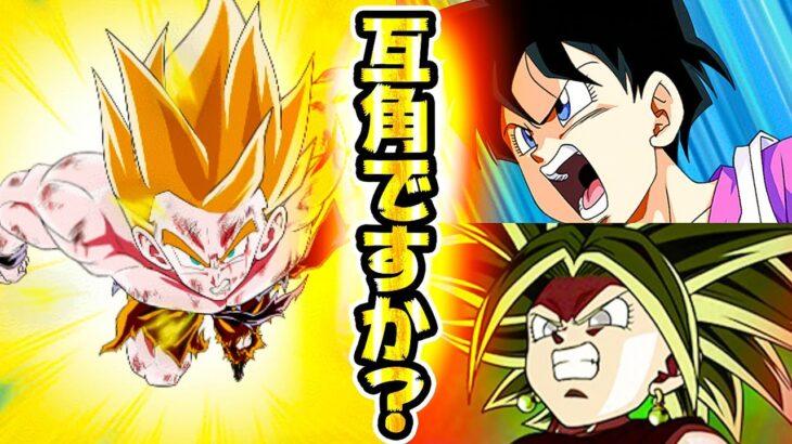 【ドッカンバトル】1年前ならあり得ない戦い!超サイヤンVSピチピチ【Dragon Ball Z Dokkan Battle】